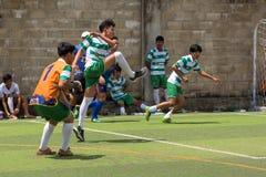 行动的, Kampot柬埔寨球员 柬埔寨 免版税库存照片