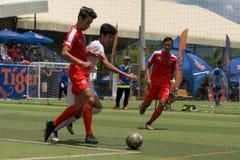 行动的, Kampot柬埔寨球员 柬埔寨 库存照片
