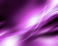 行动紫色 库存照片