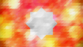行家多角形图表 免版税图库摄影