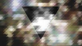 行家多角形图表 免版税库存图片