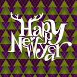 行家新年。 免版税库存图片