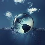 行星保存 免版税库存图片