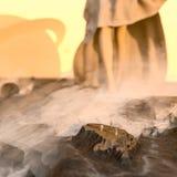 行星另一个世界 免版税库存照片