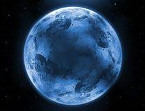 行星地球 库存图片