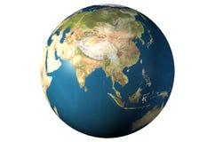 行星地球 免版税图库摄影