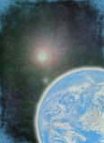 行星地球   免版税库存图片