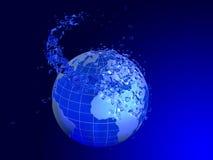 行星洗涤物 免版税图库摄影