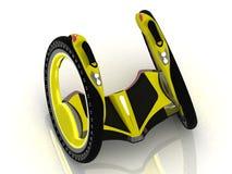 滑行车自平衡电 免版税库存照片