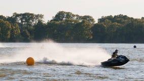 水滑行车2 库存图片