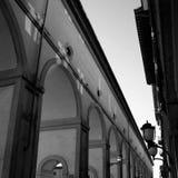 街市佛罗伦萨 库存照片