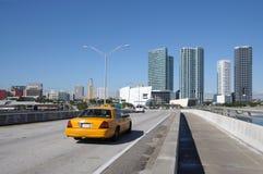 街市佛罗里达迈阿密 免版税图库摄影