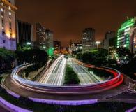 街市保罗圣地 库存图片