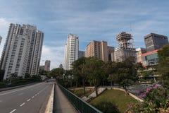 街市保罗圣地 图库摄影