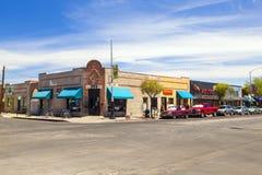 街市图森,亚利桑那 图库摄影