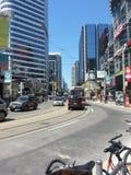 街市多伦多 图库摄影