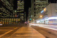 街市多伦多 库存图片