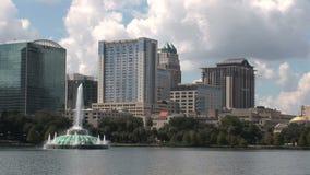 街市奥兰多在佛罗里达 股票视频