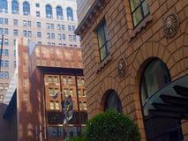 街市弗朗西斯科・圣 免版税库存照片