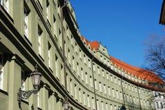 街市慕尼黑 免版税库存照片