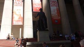 街市曼哈顿纽约 免版税库存照片