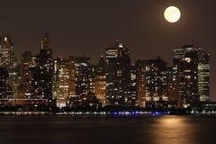 街市曼哈顿 免版税库存图片