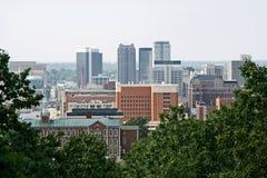 街市的伯明翰 免版税图库摄影