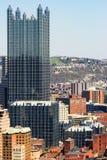 街市的匹兹堡 库存图片