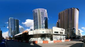 街市的奥斯汀 免版税图库摄影