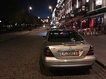 街市的奥斯陆 库存图片