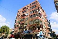 街市的开罗 库存照片