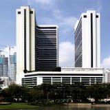 街市的曼谷 免版税库存照片