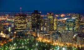 街市的波士顿 免版税库存照片