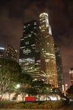 街市的洛杉矶 免版税库存照片