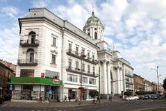 街市的Arad 免版税库存图片