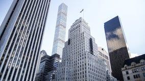 街市纽约 免版税图库摄影