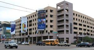 街市菲尼斯,亚利桑那4K UltraHD视图  股票视频