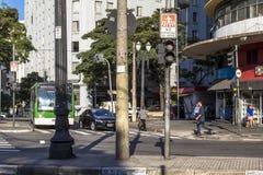 街市街道 免版税库存图片