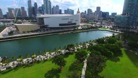 街市迈阿密 佛罗里达 美国 股票录像