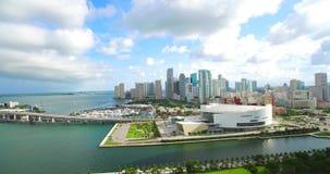 街市迈阿密 佛罗里达 美国 股票视频