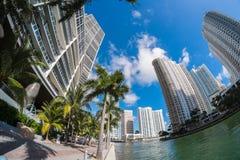街市迈阿密 免版税库存图片