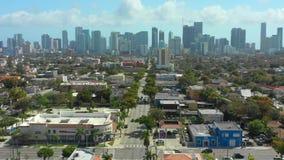 街市迈阿密FL寄生虫录影  影视素材