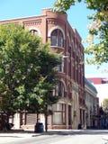 街市阿什维尔,北卡罗来纳 免版税库存图片