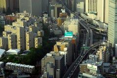 街市高速公路东京 库存图片