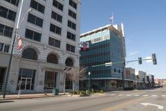 街市,史密斯堡, AR 免版税库存照片