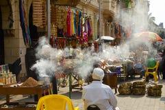 街市-开罗-埃及 库存照片