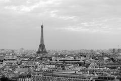 街市巴黎 免版税库存照片