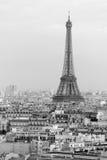 街市巴黎 免版税库存图片