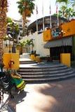 街市Cabo圣卢卡斯,墨西哥 免版税库存照片