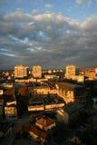 街市kragujevac 免版税库存照片